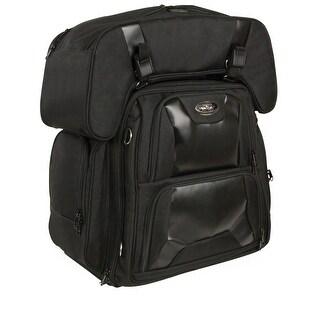 Large Textile Sissy Bar Bag 16X17X11X23