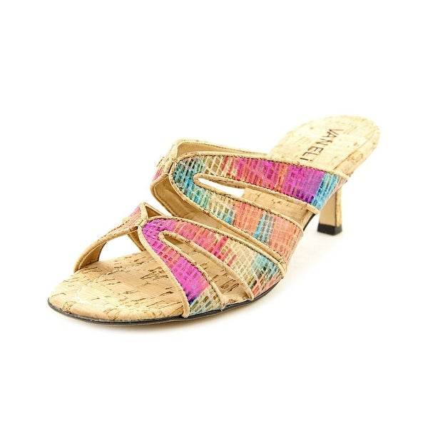 Vaneli Matilda Women N/S Open Toe Leather Sandals