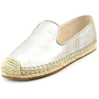 Vince Camuto Driston Women Round Toe Leather Espadrille