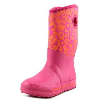 Skechers Puddle Princess-Puddle Jumpers Youth Round Toe Synthetic Pink Snow Boot