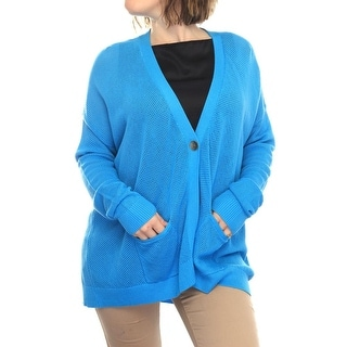 Cullen Long Sleeve V-Neck Cardigan Women Regular Sweater