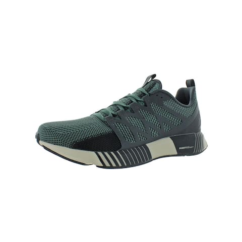 Reebok Mens Fusion Flexweave Cage Running Shoes Lightweight Athletic