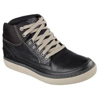 Skechers Men's RELAXED FIT:PALEN-BOWER OXFORD Sneaker