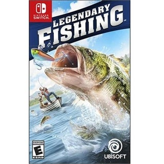 Ubisoft UBP10902194 Legendary Fishing Switch Video Game for Xbox One