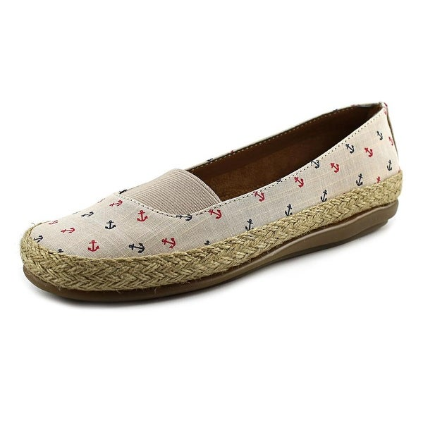 Aerosoles Counsoler Women  Round Toe Canvas  Espadrille