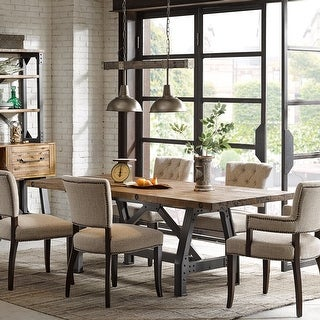 Link to Carbon Loft Magie Amber Dining Table Similar Items in Dining Room & Bar Furniture