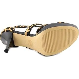 Michael Kors Women's Evie Platform Sandals