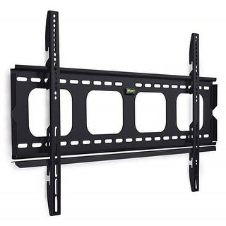 Mount-It! Fixed TV Wall Mount Bracket Slim Low-Profile