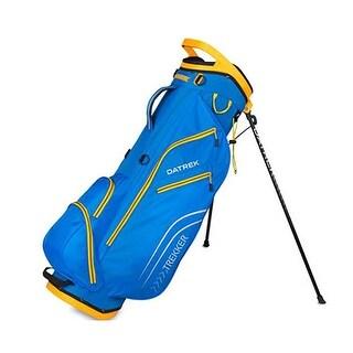 New Datrek Trekker Ultra Light Stand Bag (Electric Blue / Yellow) - electric blue / yellow