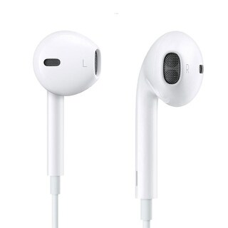 New Genuine Apple Earpods Earphones for iPhone 6 5 4S w/Remote & Mic MD827LL/A