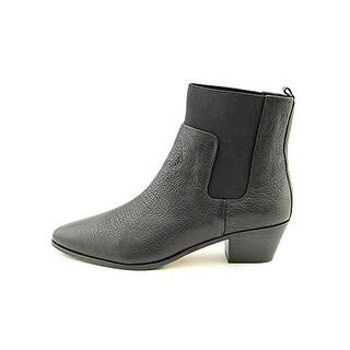 Elie Tahari El-Positano Leather Ankle Boots