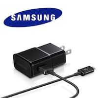 Samsung Home Travel Charger with Micro USB included - Black