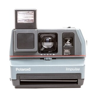 The Impossible Project Polaroid 600 Impulse Camera w/ Autofocus