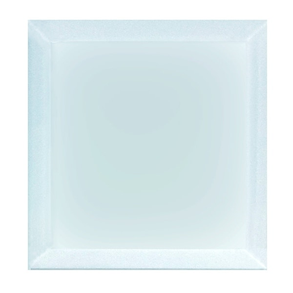 """Miseno MT-WHSFEM0808-CA Frosted Elegance - 8"""" Square Wall Tile - Matte Visual - Blue"""