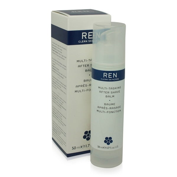 REN Skincare Multi Tasking After Shave Balm-1.69 Oz