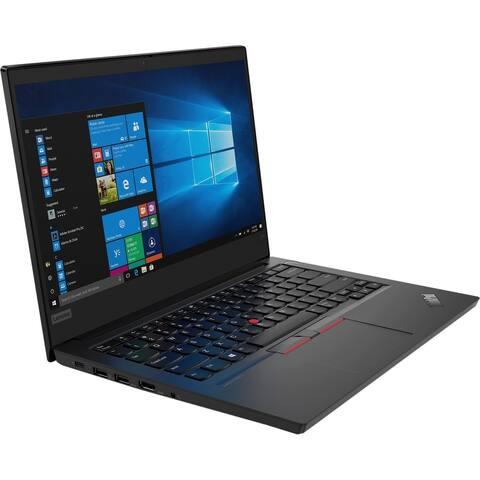 "Lenovo ThinkPad E14 Intel Core i5-10210U X4 1.6GHz 8GB 256GB SSD 14"" Win10,Black"