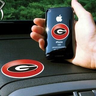 University of Georgia G Logo on Red Standard Mat Get a Grip