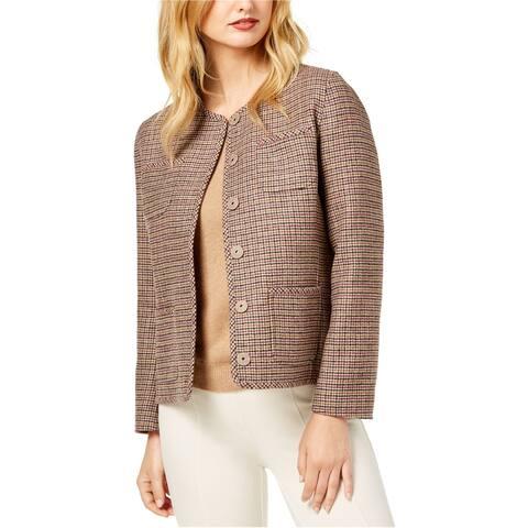 MaxMara Womens Borneo Jacket, brown, 12