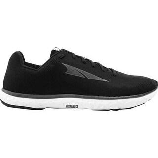 Altra Footwear Men's Escalante Running Shoe Black