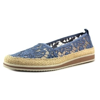 Naturalizer Davenport Women N/S Round Toe Canvas Espadrille