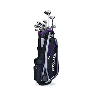 Callaway 2015 Womens Strata Plus Set - 406015715207
