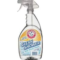 Arm & Hammer 00032 Daily Shower Cleaner, Fresh Clean Scent, 32 Oz.