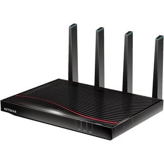 NETGEAR Nighthawk X4S DOCSIS 3.1 Ultra-High Speed Wifi Cable Modem Router Combo Compatible with Xfinity from Comcast, Cox,