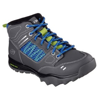Skechers 94040L CHAR Boy's COLD WEATHER HIKER Boot