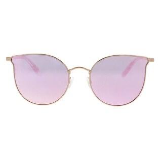 Juicy Couture JU597/S 0000/0J Rose Gold Cat Eye Sunglasses - 56-19-140