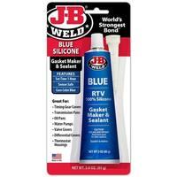 J.B.Weld 31316 Blue RTV Silicone Gasket Maker and Sealant, 3 Oz