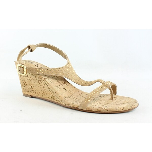 ddf082c8ac1d Shop VANELi Womens Maryam Beige Sandals Size 9 - On Sale - Free ...