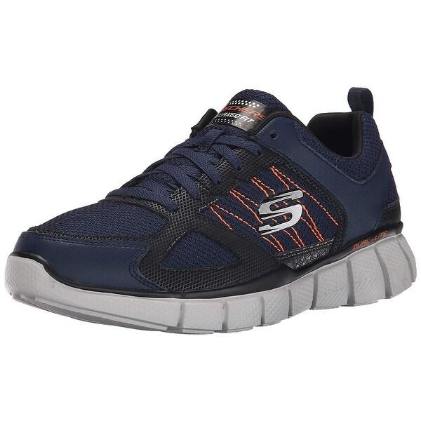 15eedeff10a6f Shop Skechers Sport Mens Equalizer 2.0 True Balance Sneaker, Navy ...