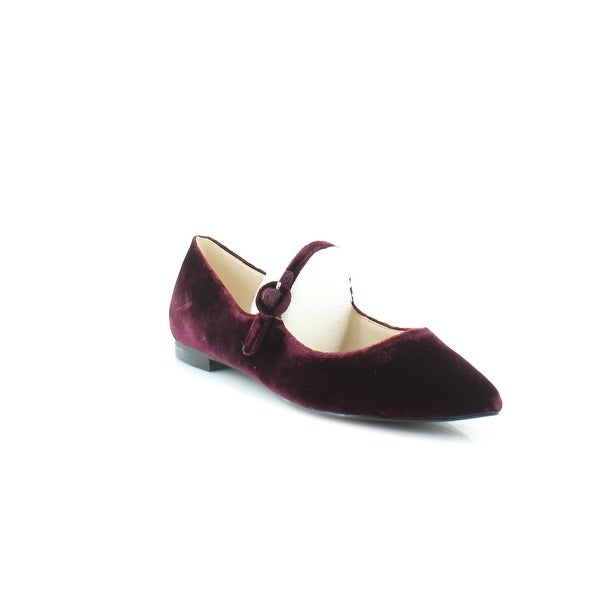 Marc Fisher Stormy Women's Flats & Oxfords Dark Red