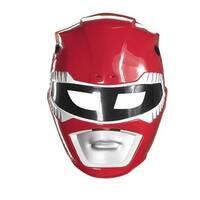 Red Ranger Mask Vacuform