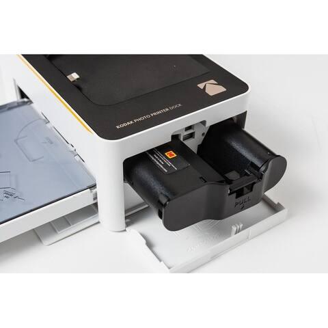 Kodak Dock & Wi-Fi Photo Printer Cartridge PHC - Cartridge Refill & Photo Sheets - 120 Pack