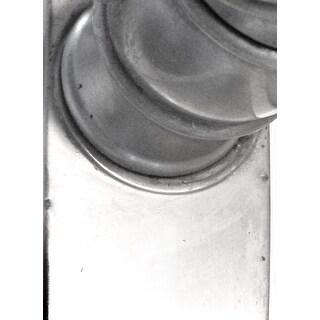 Shop Vintage Satin Nickel 8 Inch Centerset Kitchen Faucet