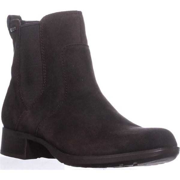 Rockport Cobb Hill Christine Chelsea Boots, Brown