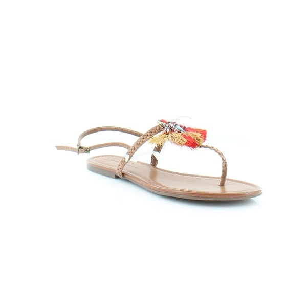 Jessica Simpson Kyran Women's Sandals & Flip Flops Burnt Umber