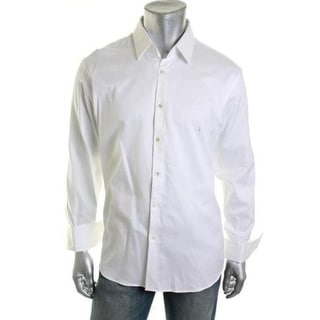 BOSS Hugo Boss Mens Emmery Pattern Regular Fit Dress Shirt