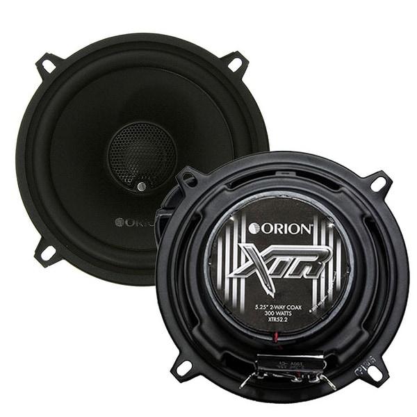 """Orion XTR 5.25"""" 2-Way Coaxial Speaker"""