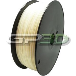 Green Project 1.75 mm 3D Printer ABS Filament, Natural