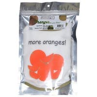 Raindrops Unisex Baby Bib-To-Go 3-Piece Gift Set, Oranges - One size