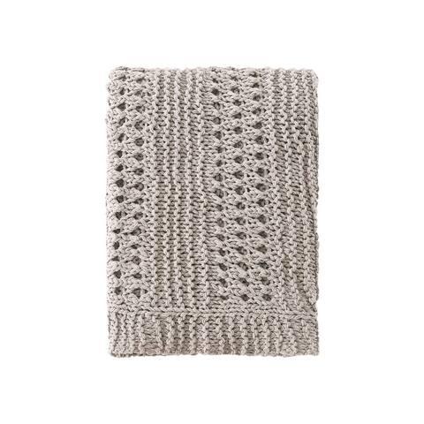 Country Living Hand Crochet Throw