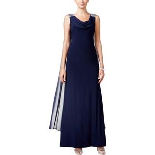 Jessica Howard Womens Formal Dress Chiffon Embellished - 8