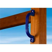 Plastic Safety Handles - Blue Pair
