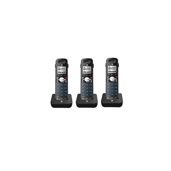 AT&T TL88002 Handset Speakerphone w/ 50 Station Phone Directory (3 Pack). Opens flyout.