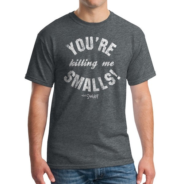The Sandlot You're Killing Me Smalls! Quote Men's Dark Heather T-shirt