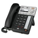 At&T Sb35025 Dect 6.0 Wall Mountable 8 Lines Voip Phone Black