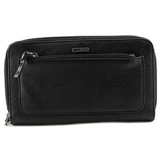 Roxy Reflect Wallet Women Synthetic Black Wallet