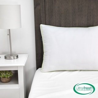 Link to BioPEDIC Ultra-Fresh Antimicrobial Pillows - 2 Pack Similar Items in Pillows